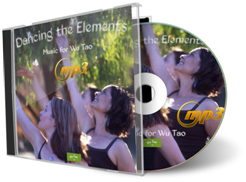 Dancing the Elements Audio CD